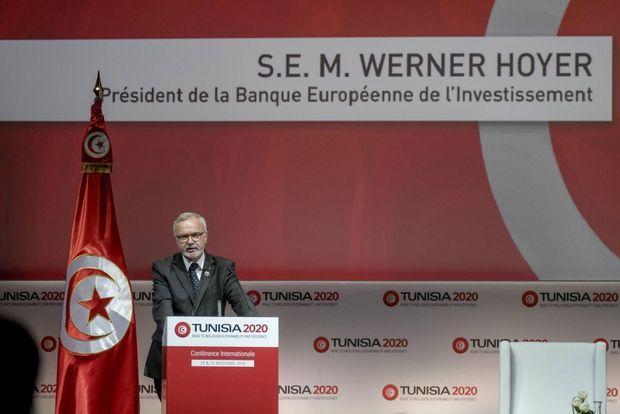 Plus gros contributeur, la banque européenne de l'investissement (BEI) dirigée par Werner Hoyer, a annoncé l'octroi d'une enveloppe de 2,5 milliards d'euros pour le financement d'infrastructures