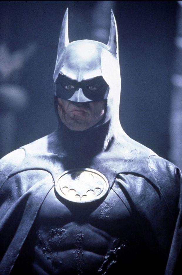 «Batman» avec Michael Keaton, réalisé par Tim Burton en 1989.