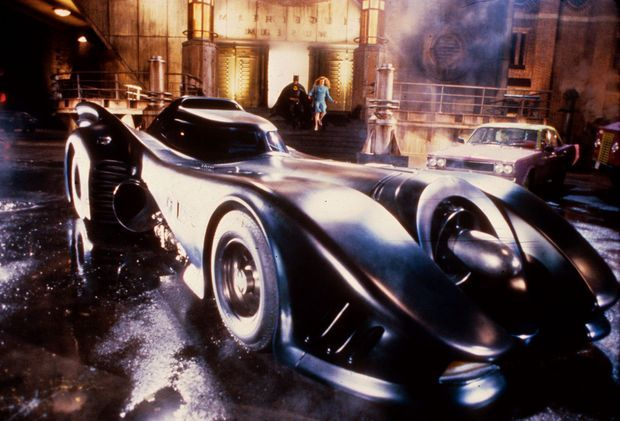 «Batman», de Tim Burton en 1989.