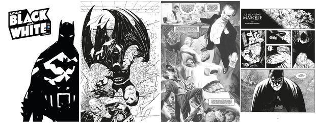 Batman : Black and White