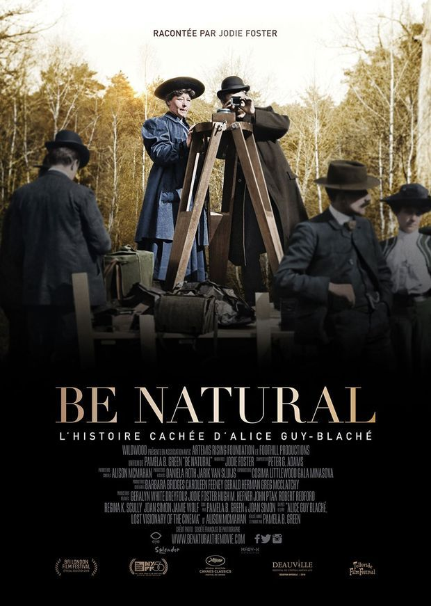 """""""Be Natural, l'histoire cachée d'Alice Guy-Blaché"""", dans les salles le 22 juin"""