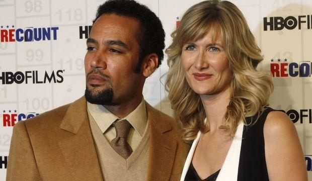 Ben Harper et Laura Dern-