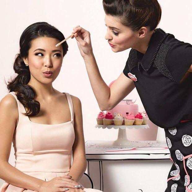 1,2 milliard de chiffres d'affaires pour la marque de cosmétiques en 2017.