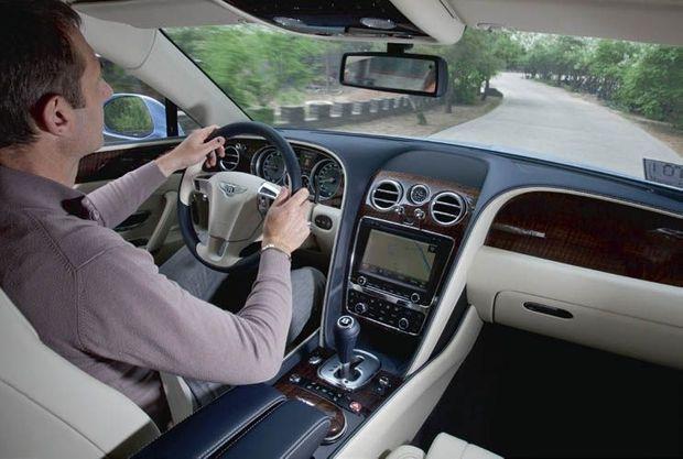 Bentley Int 1