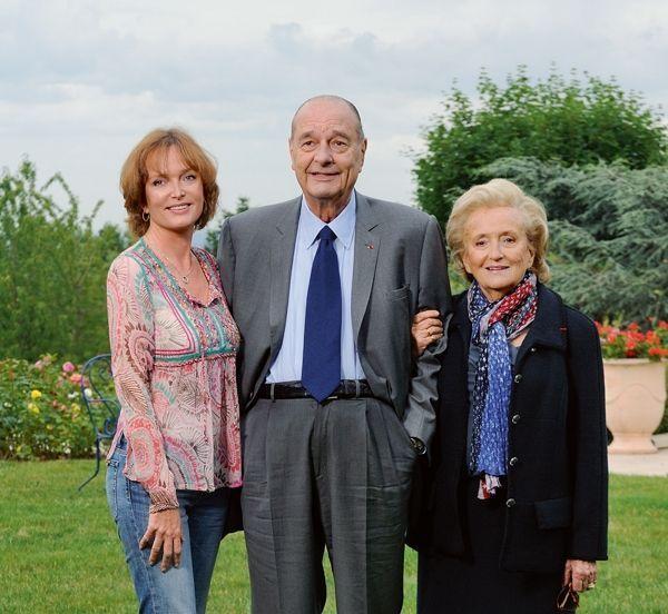 Bernadette Chirac-