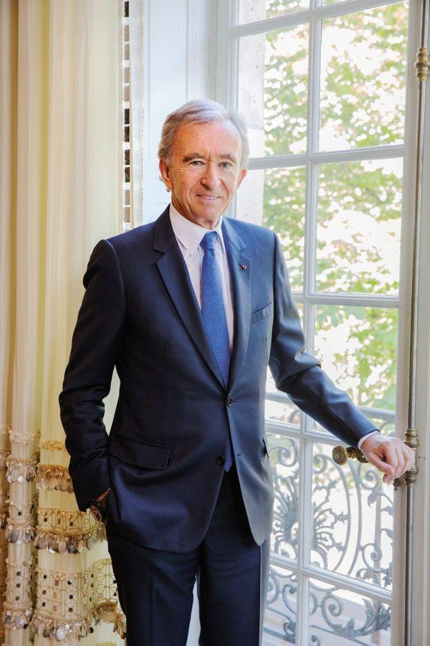 Bernard Arnault, P-DG de LVMH et désormais première fortune mondiale, ajoute une maison prestigieuse à une liste qui compte déjà Chaumet et Bulgari.