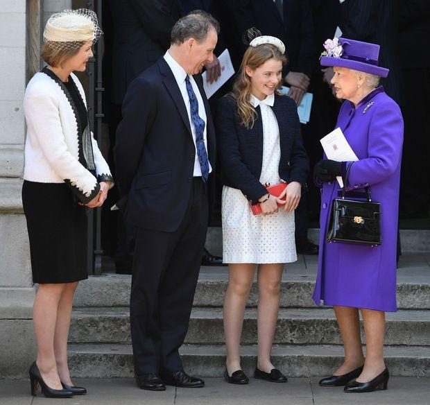 Et un nouveau divorce, un — Famille royale britannique