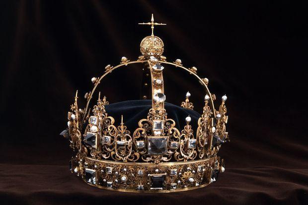 La couronne du roi Karl IX de Suède dérobée dans la cathédrale de Strängnäs en juillet 2018