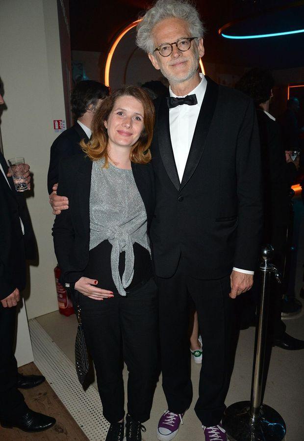 Santiago Amigorena et Marion Quantin le 22 mai 2019