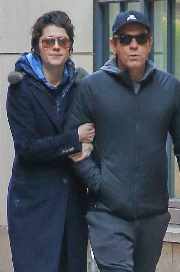 Mary Elizabeth Winstead et Ewan McGregor en mars 2020 à New York