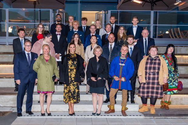 Принцесса Швеция Виктория в Умео, 1 сентября 2021 г.