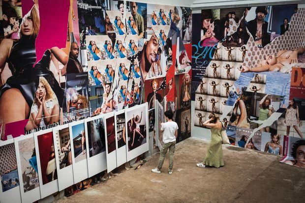 Bettina Rheims a présidé le jury de la photographie. Ci-contre, sa série « Bettina and Bill. L.A 94/97 ».