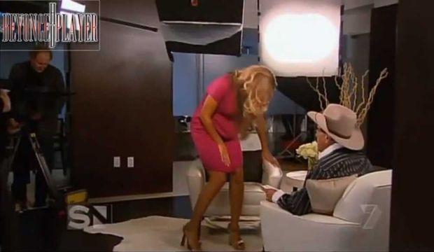 Beyoncé et son faux prétendu ventre-