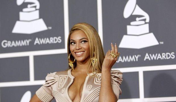 Beyonce Grammy 2010-