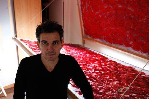 Tzuri Gueta, designer textile.