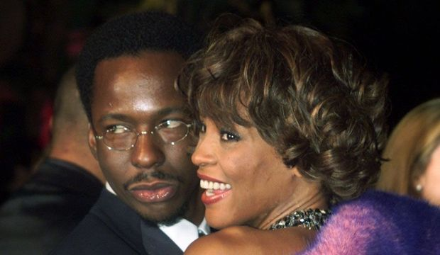 Bobby Brown et Whitney Houston-