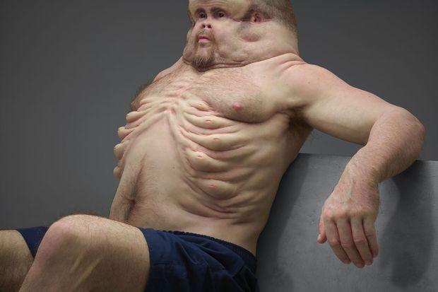 """""""Graham"""" est doté d'airbags entre ses côtes"""