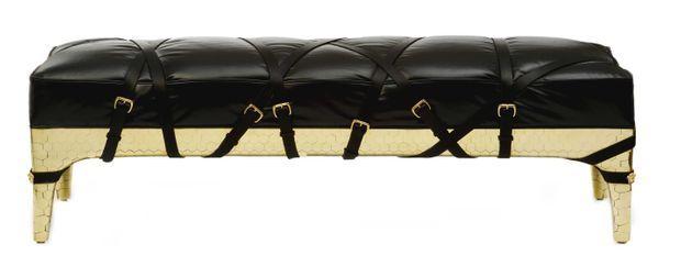 Bondage Bench