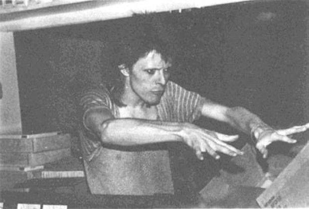 Bowie à Hérouville