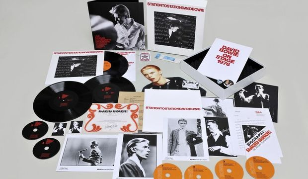 Bowie station to station-