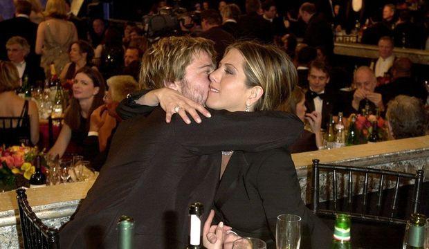 Brad Pitt Jennifer Aniston-