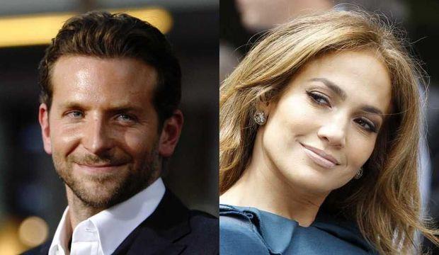 Bradley Cooper et Jennifer Lopez (montage)-