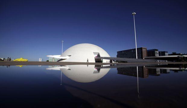 Brasilia Musée National Ricardo Moraes-