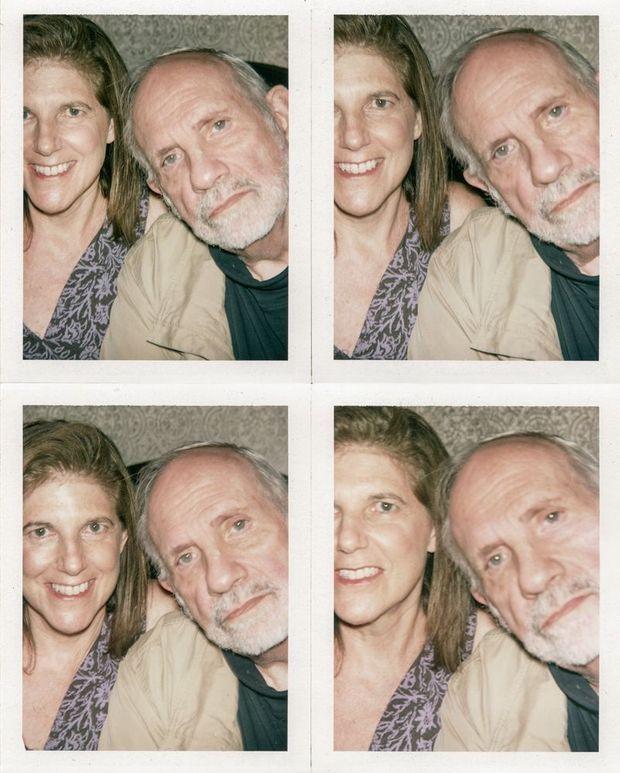 Brian de Palma et Susan Lehman