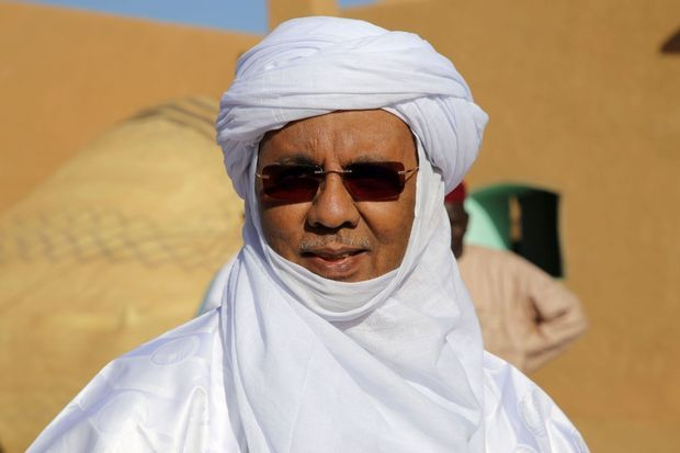 Brigi Rafin, Premier ministre du Niger