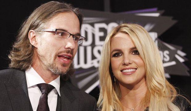 Britney Spears et Jason Trawick-