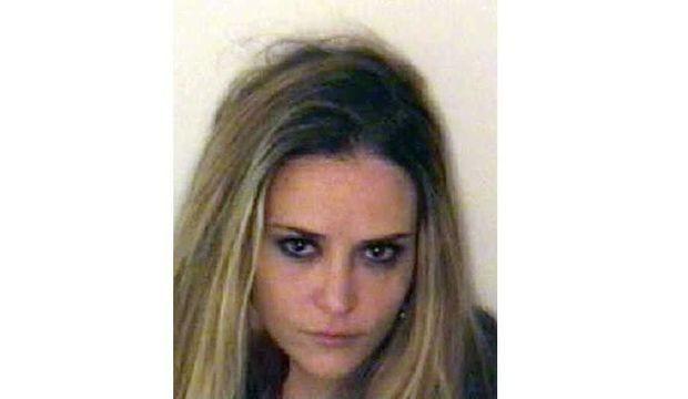 Brooke Mueller mug shot-