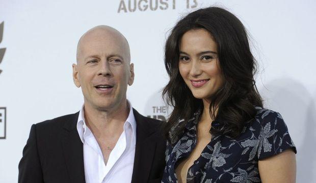 Bruce Willis Emma Heming-