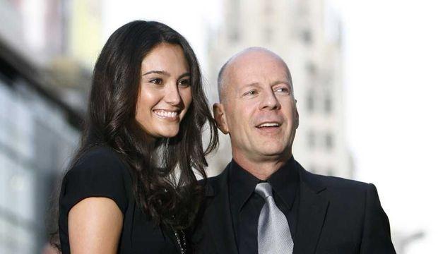 Bruce Willis et Emma Heming-