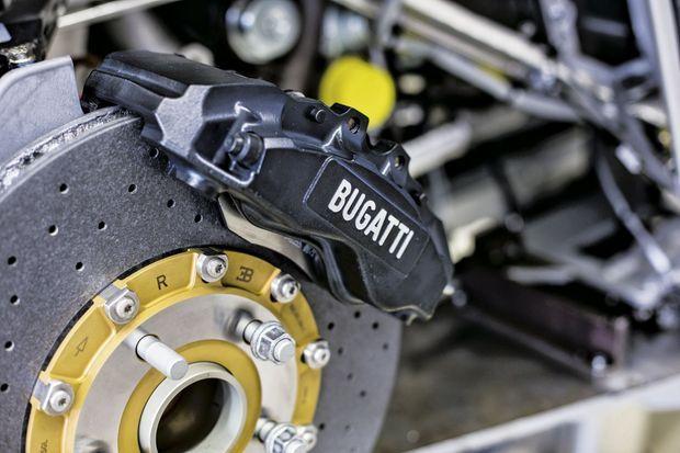 Bugatti Freins