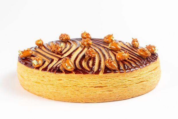 La galette des rois du Burgundy