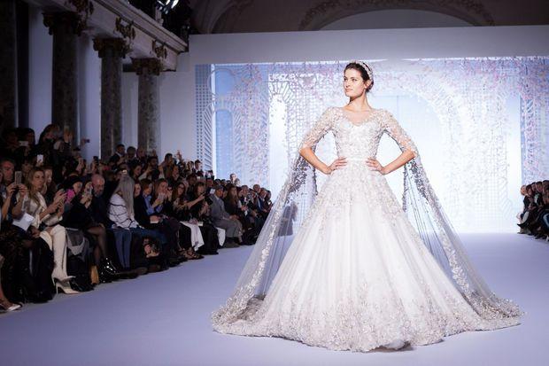 C'est une robe similaire à celle-ci que pourrait porter Meghan Markle