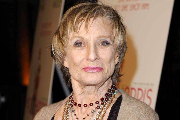 Cloris Leachman en 2006.