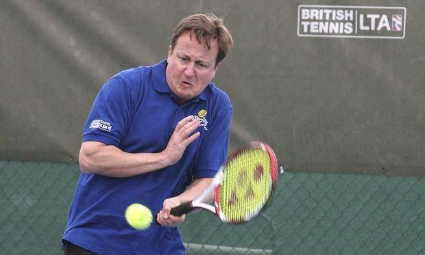 Cameron Tennis-