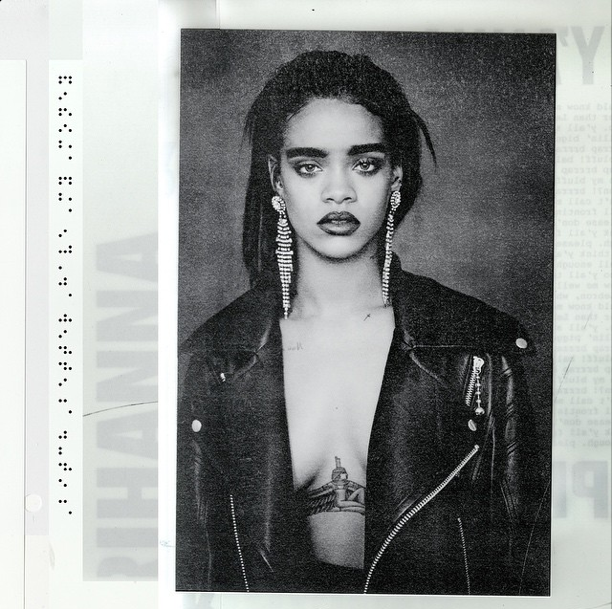 La nouvelle photo illustrant le single surprise de Rihanna révélée sur Instagram