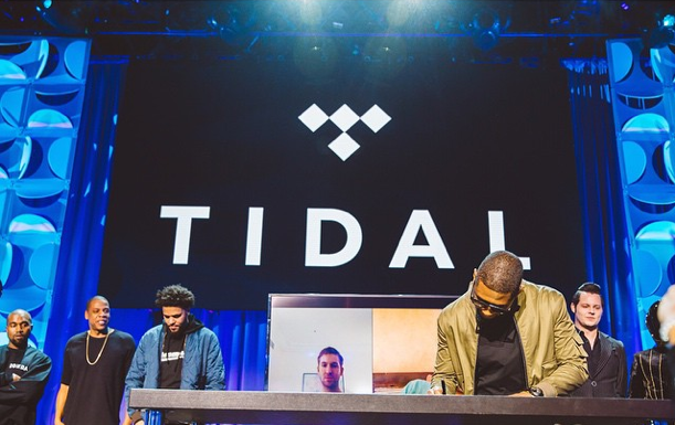 Usher s'investit dans le projet Tidal