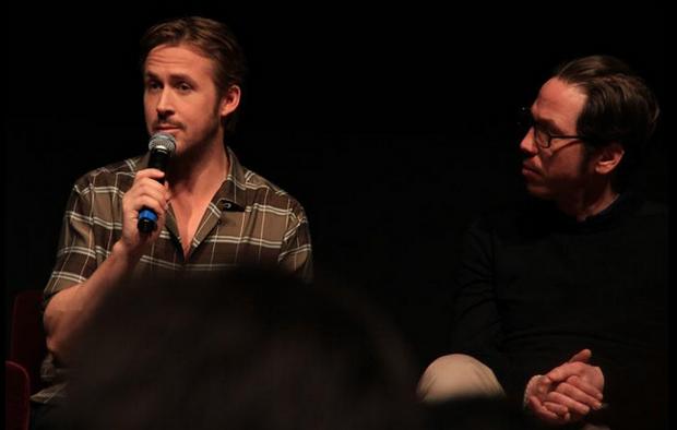 Ryan Gosling et Reda Kateb s'entretiennent avec la presse