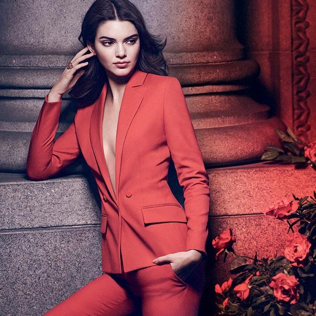 Kendall Jenner, Modern Muse pour Estée Lauder