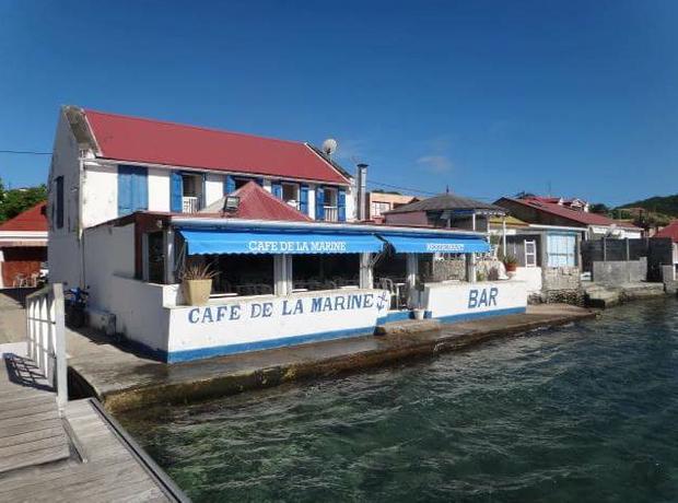 Le Café de la Marine