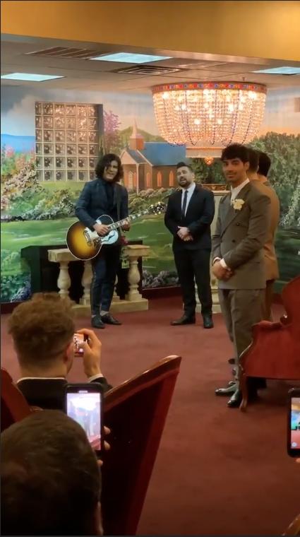 Sophie Turner et Joe Jonas se marient