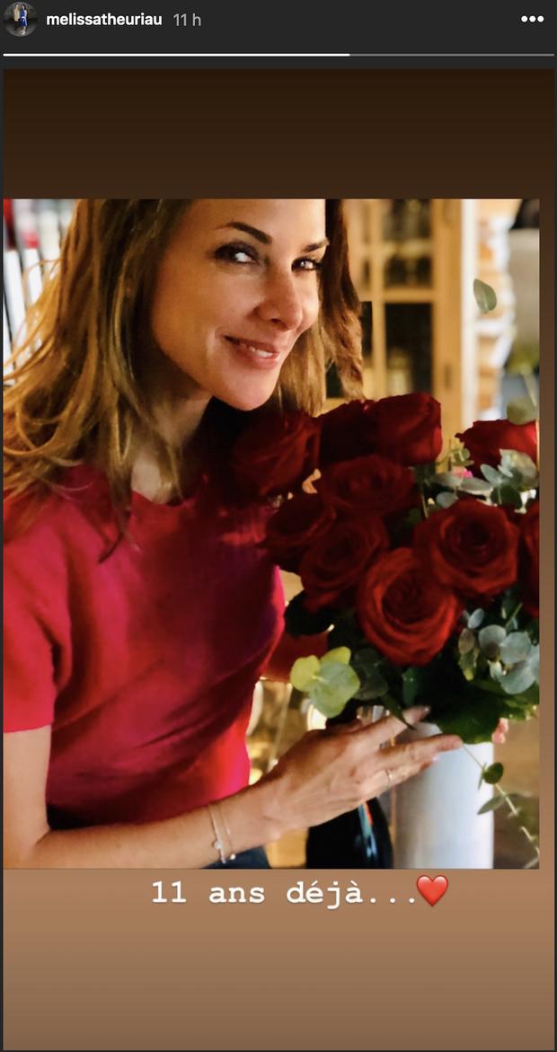 Mélissa Theuriau fête ses 11 ans de mariage avec Jamel Debbouze le 7 mai 2019