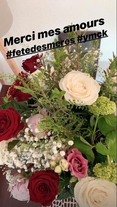 Story Instagram de Karine Ferri