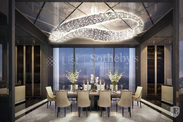 James Dyson s'est offert un nouvel appartement à Singapour.