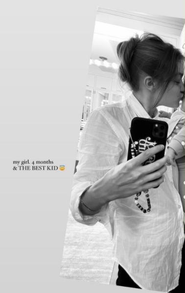 Gigi Hadid publie une nouvelle photo avec sa fille Khai le 21 janvier 2021