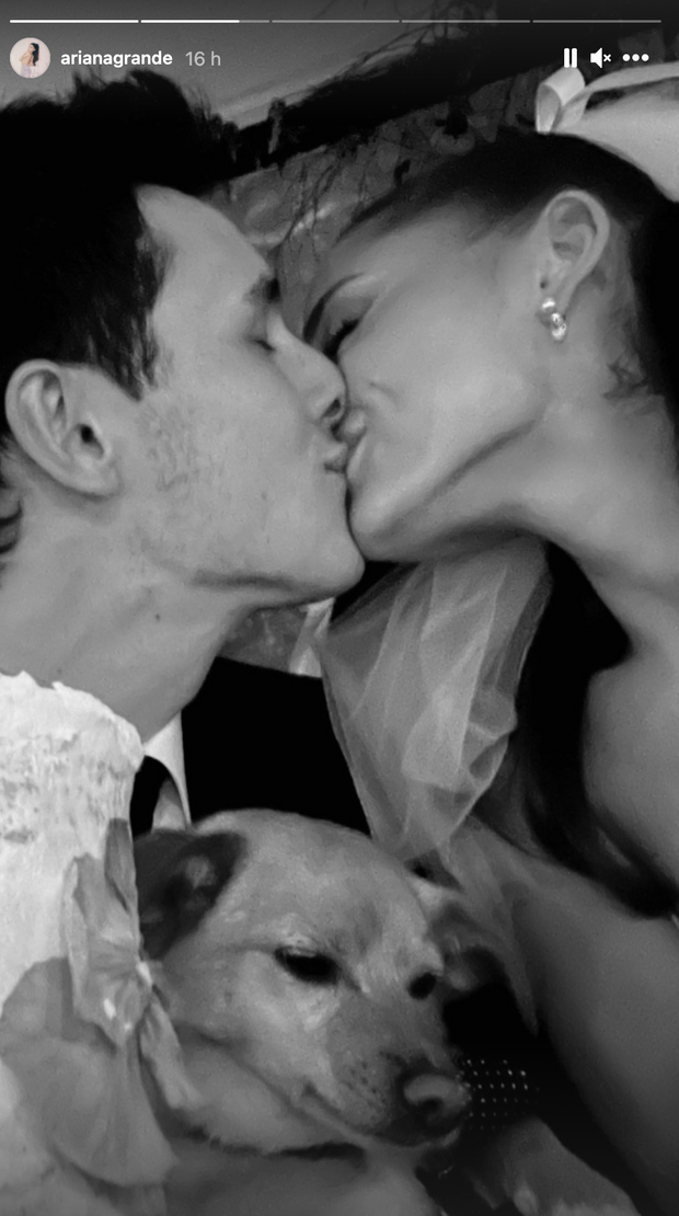 Ariana Grande fête les 26 ans de son mari Dalton Gomez le 7 août 2021