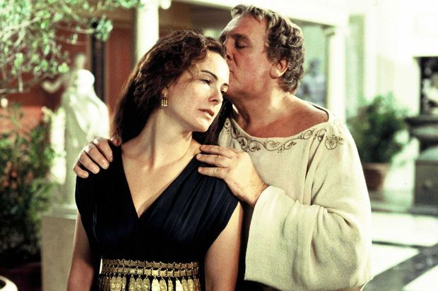 """FILM: Extrait de """"Berenice"""" avec Carole Bouquet et Gérard Depardieu"""